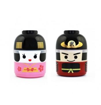 Pack Bentos Maiko y Bushi