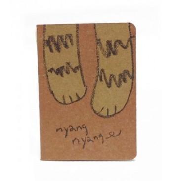 Cuaderno Vintage Gatos