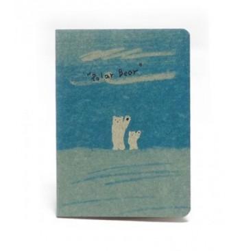 Cuaderno Vintage Osos