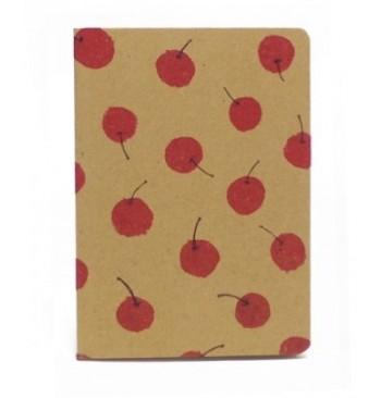 Cuaderno Vintage Cerezas