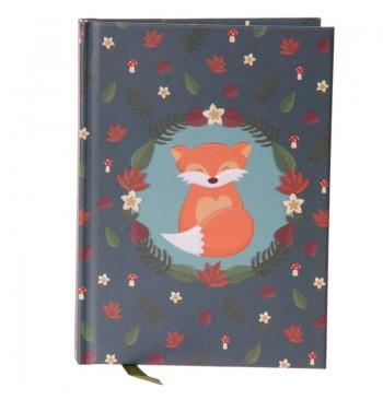 Cuaderno Zorrito