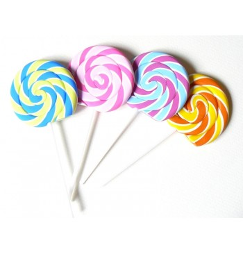 Gomas de borrar Lollipop