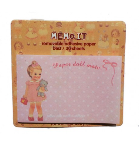 Posits Paper doll Rosa