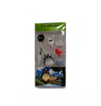 Auriculares Totoro