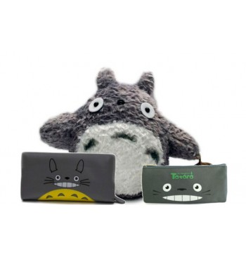 "Pack ""Super Fan Totoro"""