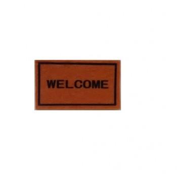 Mini Felpudo Bienvenidos