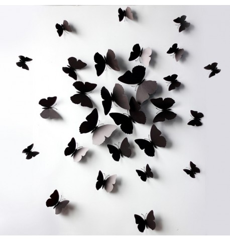 Mariposas de pared
