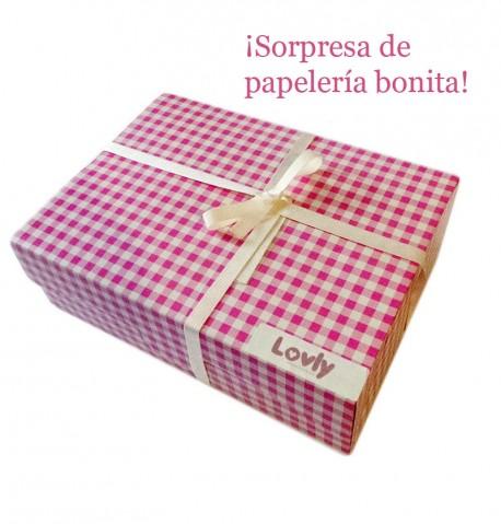 Caja sorpresa papeleria