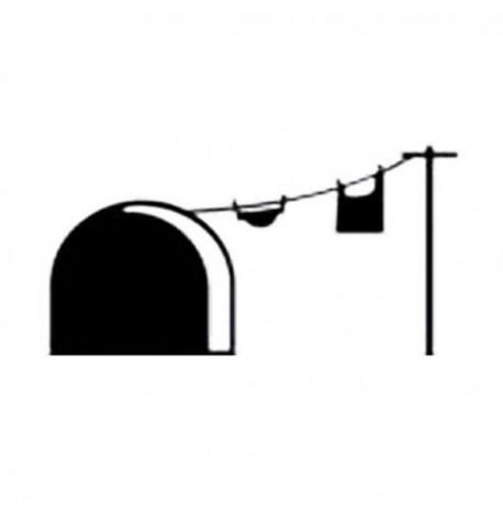 Pegatina Puerta Ratoncito Pérez
